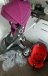 Stokke Crusi complete baby stroller