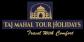 Taj Mahal Tour Holidays | Travel With Full Comforts