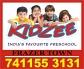 Kidzee | 7411553131 | 1146 | Asia's No. 1 preschool | Frazer Town | Play School