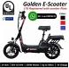 Golden UL2272 Electric Scooter PMD LTA Registration